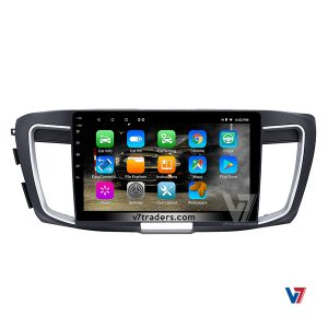 Honda Accord 2013-17 Android Navigation