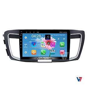 "Honda Accord 2013-17 Android Navigation 10/11"" Screen 1"