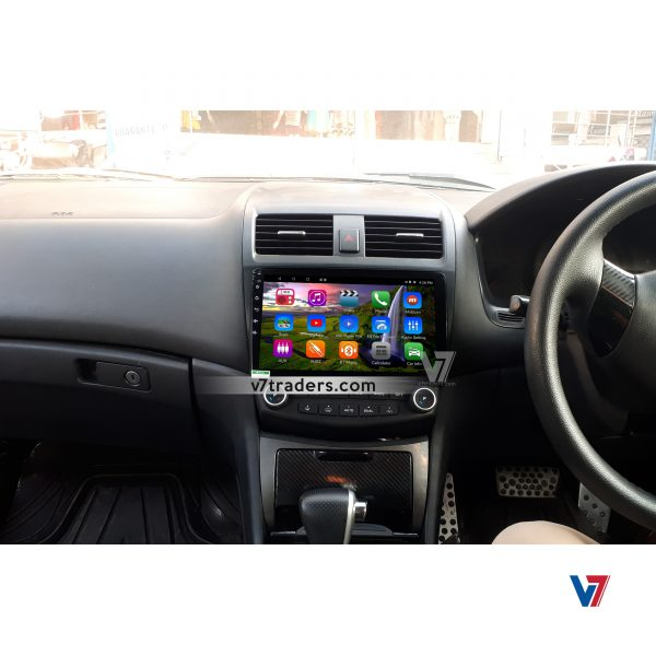 Honda Accord CL7 - CL9 & CM5 V7 Navigation Dashboard