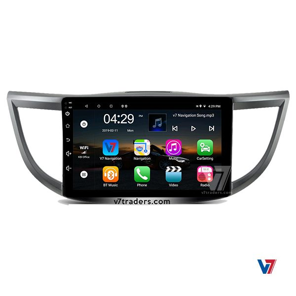 Honda CR V Android Navigation Player V7
