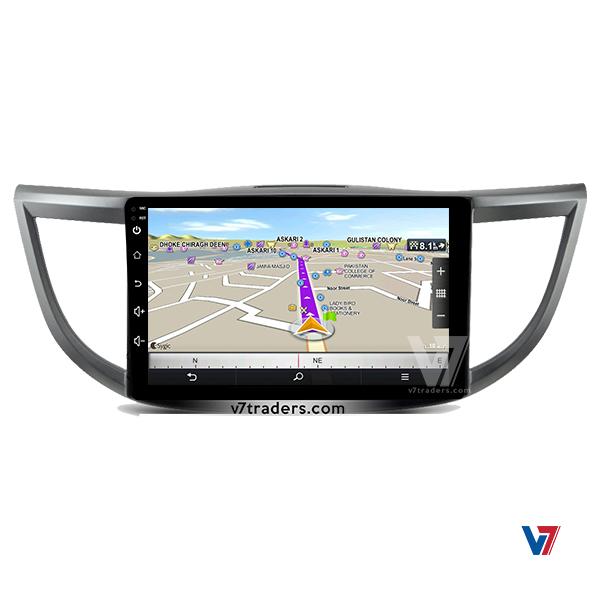 Honda CR V Android Navigation V7 Radio