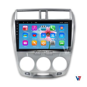 Honda City Android Navigation