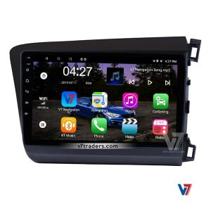 Honda Civic 2012-16 Navigation