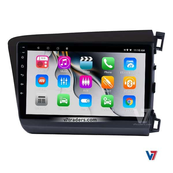 Honda Civic 2012-16 Android Navigation V7 Player