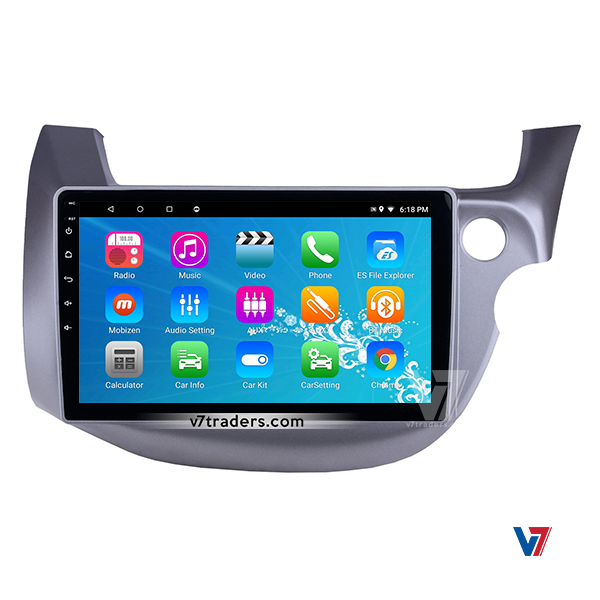 Honda Fit 2007-14 Android Navigation 11 inch