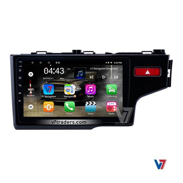 Honda Fit 2018 Android V7 Navigation