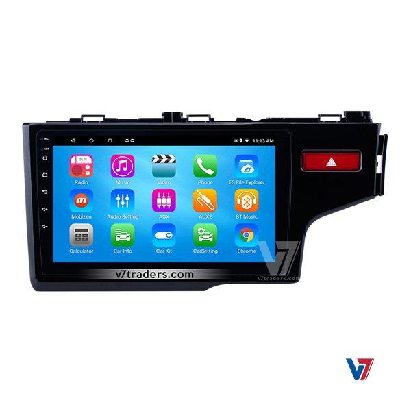 Honda Fit 2018 Android V7 Navigation Player