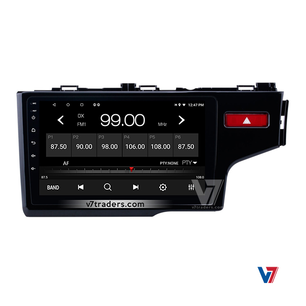 Honda Fit 2018 Android V7 Navigation Radio