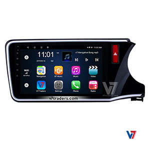 "Honda Grace Android Navigation 10/11"" Screen 1"