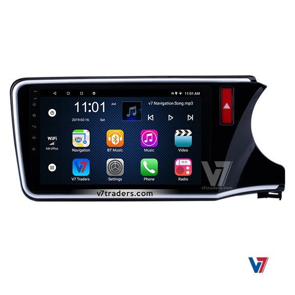 Honda Grace 2018 Navigation Android V7