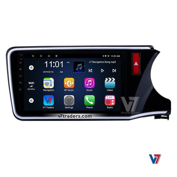 Honda Grace 2018 Navigation Android V7