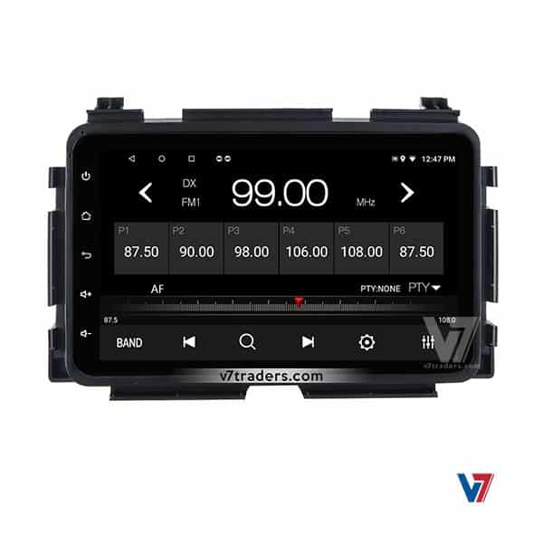 Honda Vezel Android Navigation Audio Setting