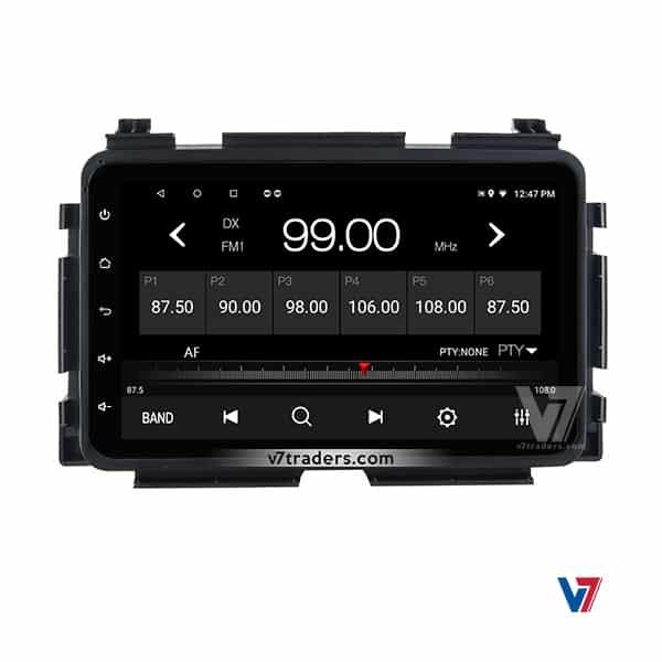 Honda Vezel Android Navigation Audio Setting