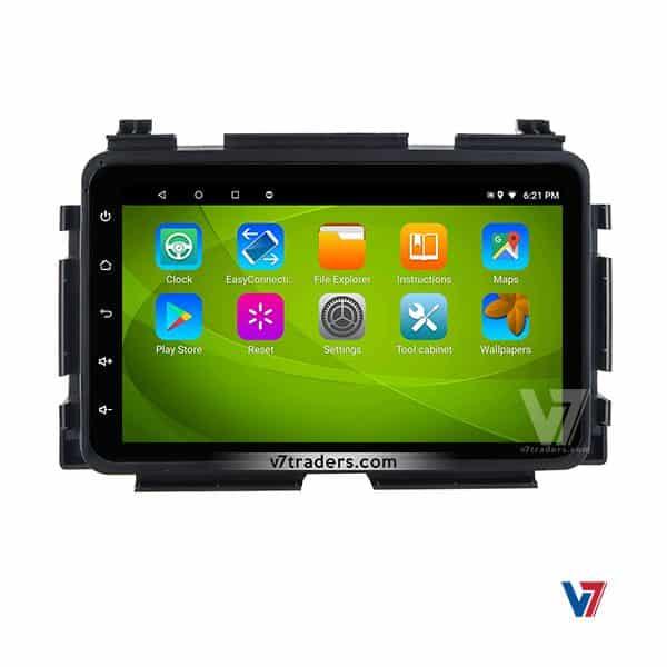 Honda Vezel Android Navigation Player
