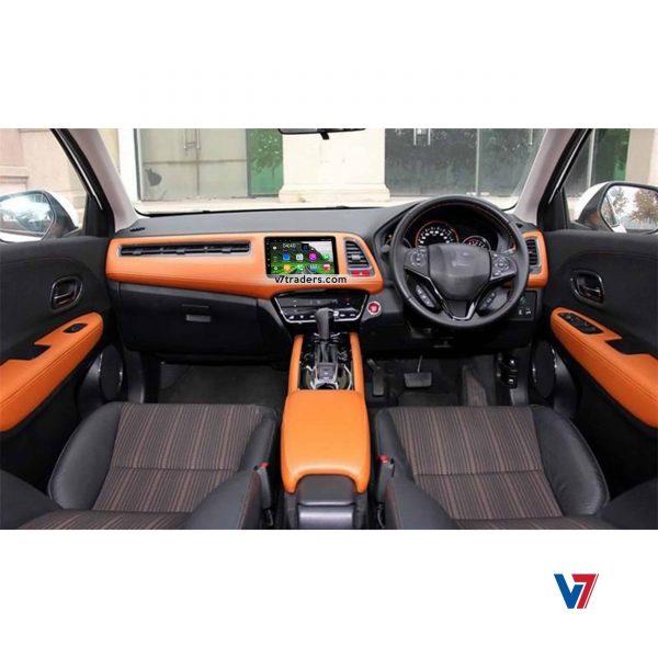 Honda Vezel Navigation Dashboard