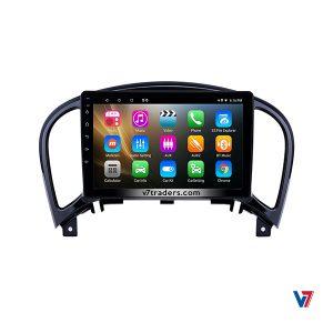 "Nissan Juke 2011-18 Android Navigation 10/11"" Screen 10"