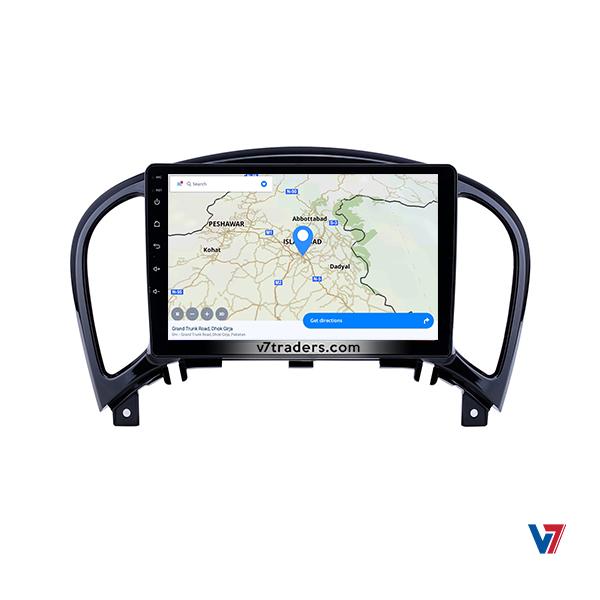 "Nissan Juke 2011-18 Android Navigation 10/11"" Screen 4"