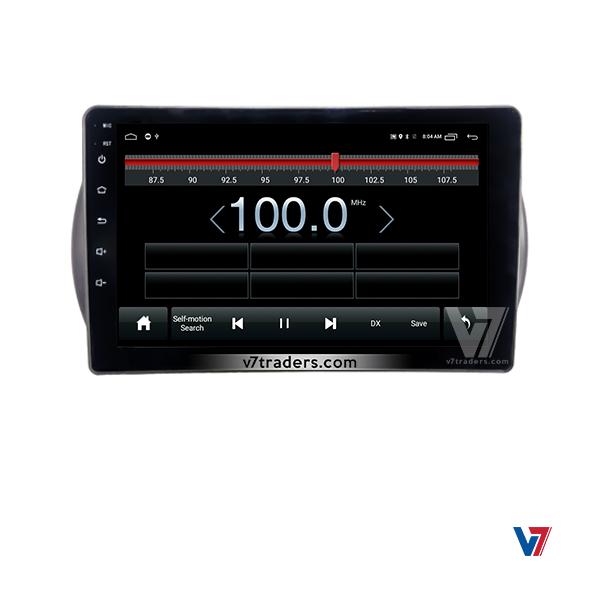 Suzuki Alto Android Navigation 3