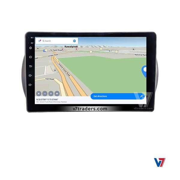 Suzuki Alto Android Navigation 4