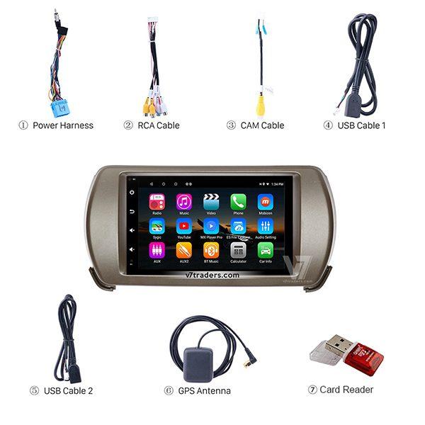 Suzuki Alto Android Navigation 7