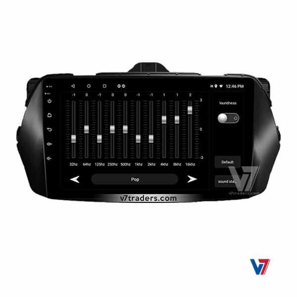 Suzuki Ciaz V7 Navigation Audio Setting