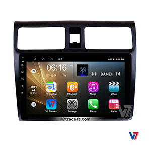 "Suzuki Swift Android Navigation 10/11"" Screen 1"