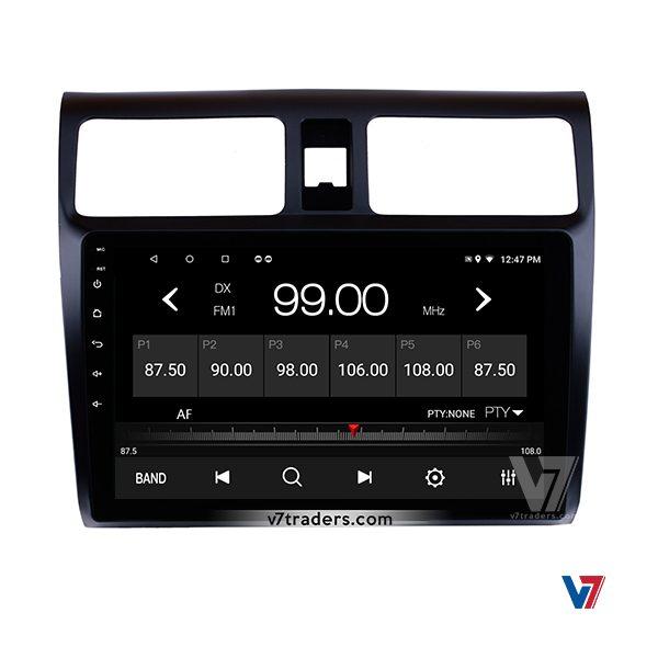 Suzuki Swift 2008-15 V7 Android Navigation Radio