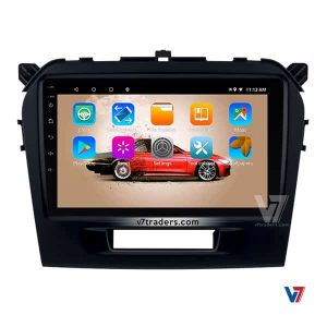 Suzuki Vitara Android Navigation