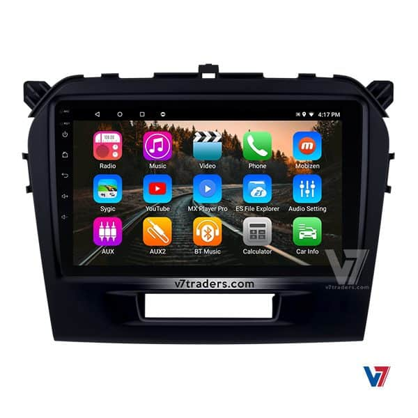 Suzuki Vitara V7 Navigation Android DVD player