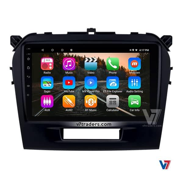 Suzuki Vitara V7 Navigation Android DVD player