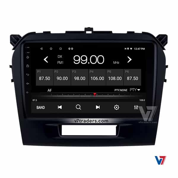 Suzuki Vitara V7 Navigation Android Radio