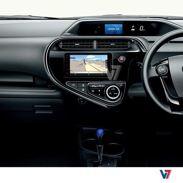 Toyota Aqua Android Navigation V7 Map