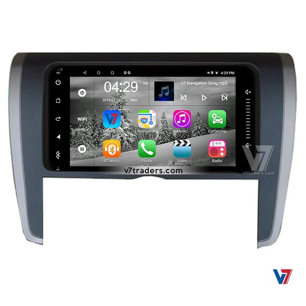 Toyota Premio Android Navigation 5