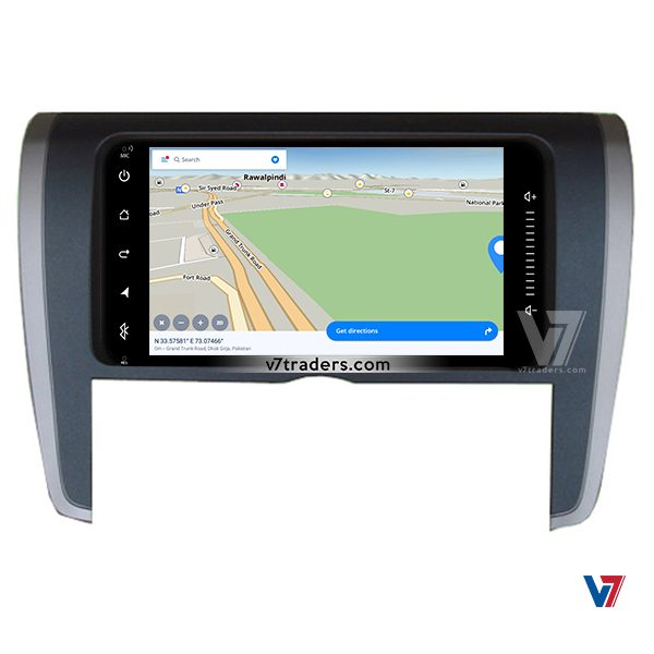 Toyota Axio Android Navigation 2