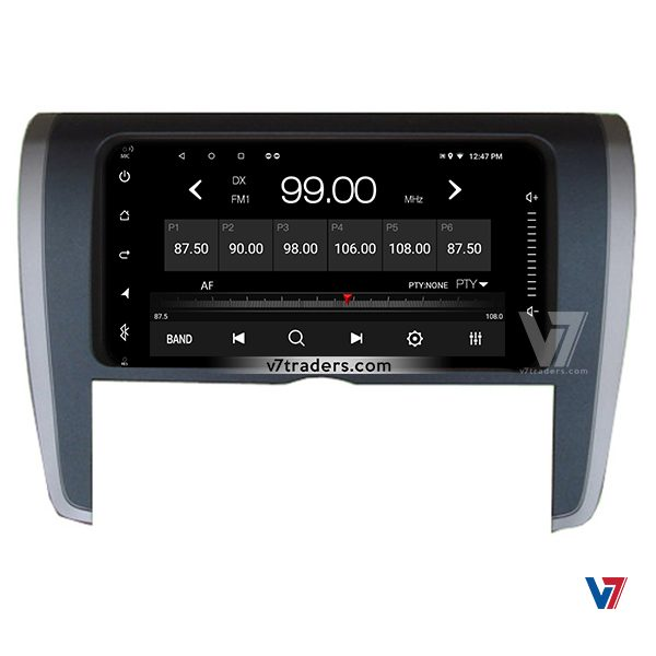 Toyota Axio Android Navigation 4