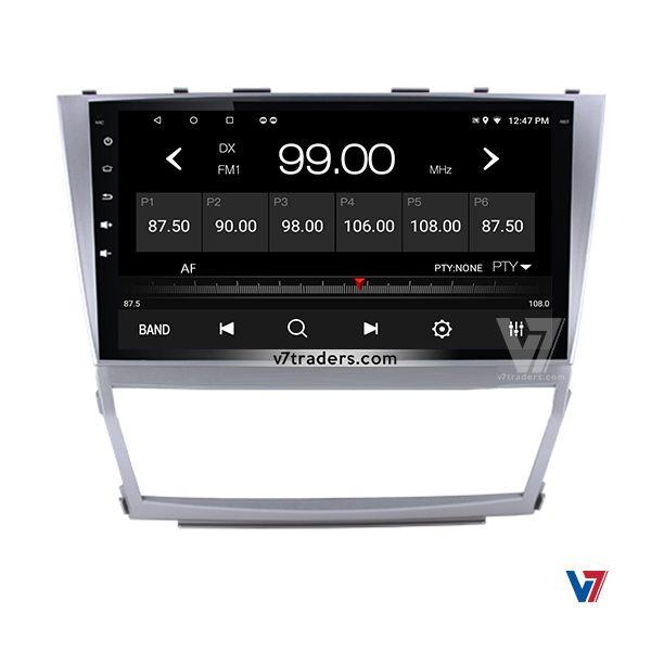 Toyota Camry 2007-11 Navigation GPS V7 Radio