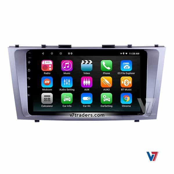 Toyota Camry 2007-2011 Android V7 Navigation Panel
