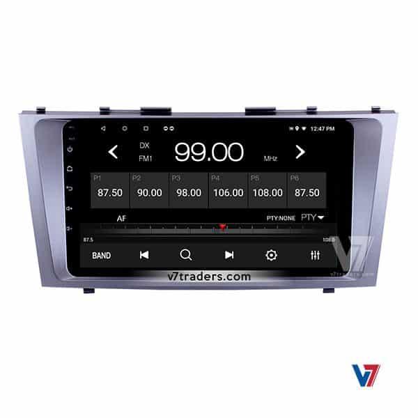 Toyota Camry 2007-2011 Android V7 Navigation radio