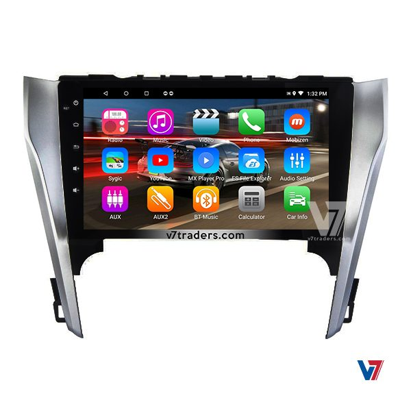 Toyota Camry 2012-15 Android Navigation V7 Panel
