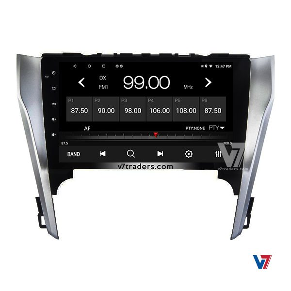 Toyota Camry 2012-15 Android Navigation V7 Radio
