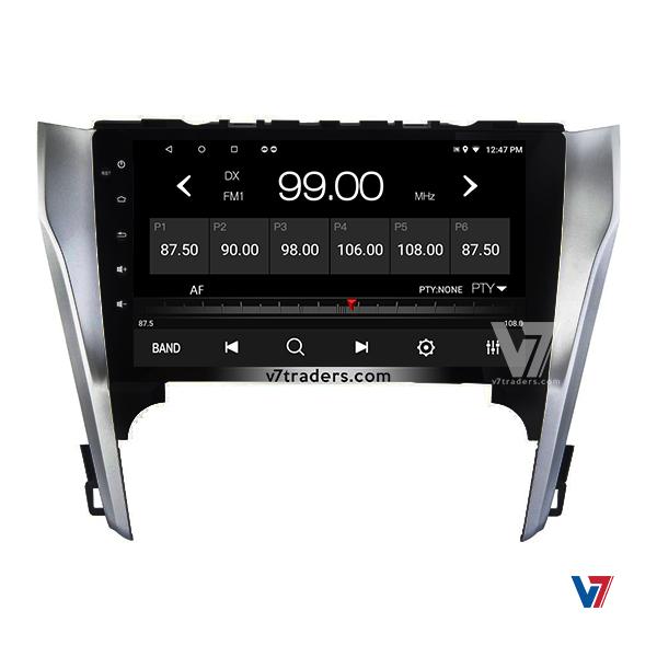 Toyota Camry 2012-15 Android Navigation V7 Radio