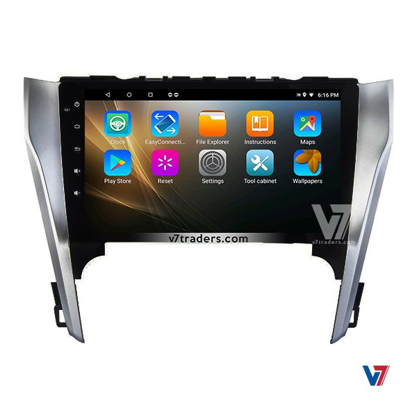 Toyota Camry 2012-15 Android V7 Navigation