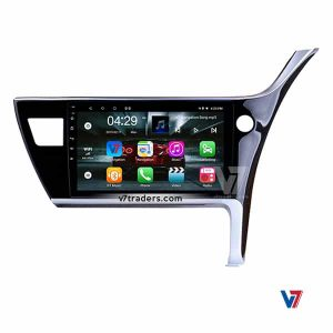 Toyota Corolla 2018 Android Navigation