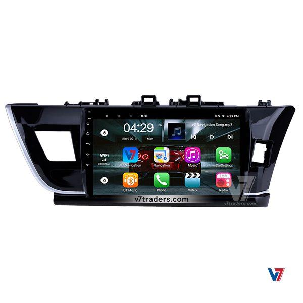 Toyota Corolla 2014-2017 Navigation V7