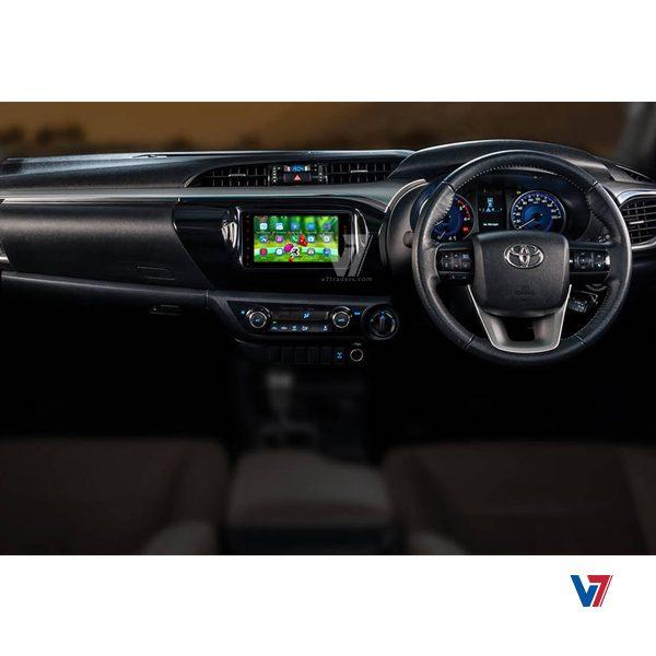 Toyota Hilux Revo V7 Navigation GPS