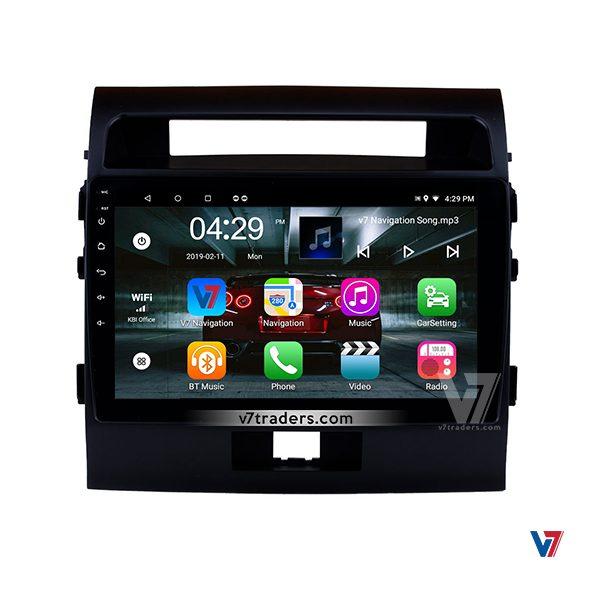 Toyota Land Cruiser 2008-2016 Navigation Panel V7