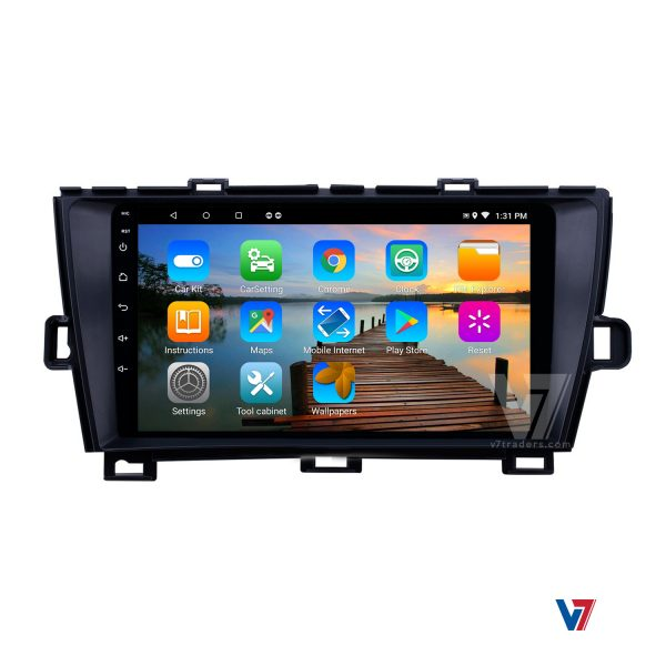 "Toyota Prius Android Navigation 10/11"" Screen 3"