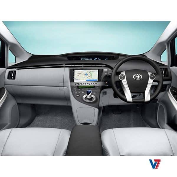 Toyota Prius Navigation Dashboard V7