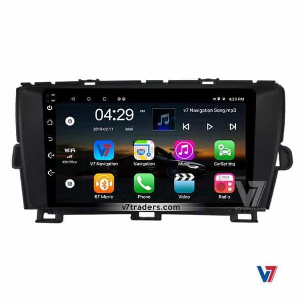 Toyota Prius V7 Navigation