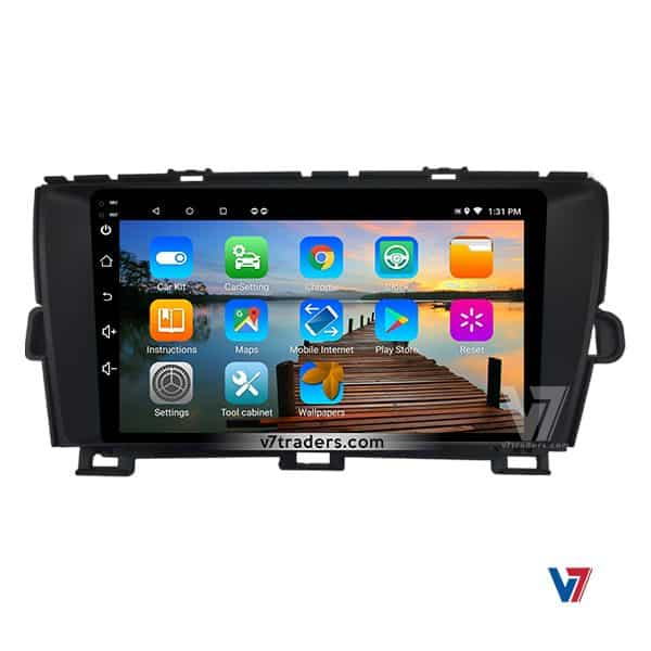 Toyota Prius V7 Navigation Android Player